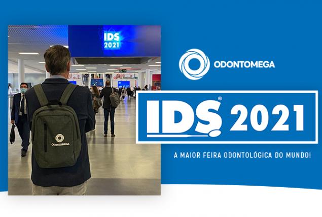 Capa Odontomega IDS 2021